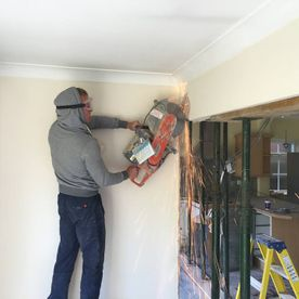 Refurbishment and conversion services